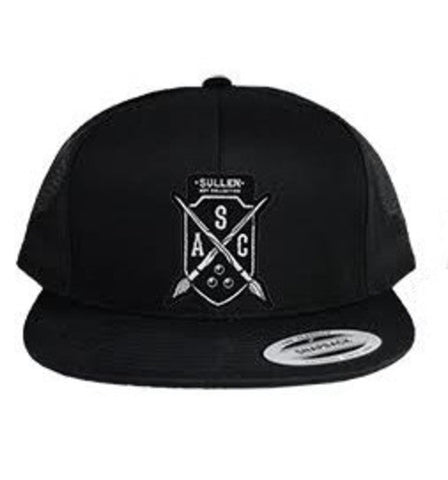 Sullen Clothing Shield Snapback Cap - Musink