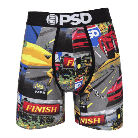 PSD Underwear Men's Cruisin PSD Boxer Brief - Musink