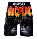 PSD Underwear Men's ACDC Hell's Bells Boxer Brief - Musink