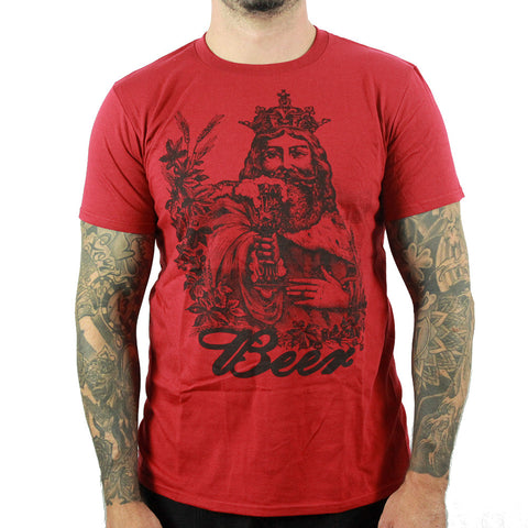 Annex Men's Beer T -shirt - Musink