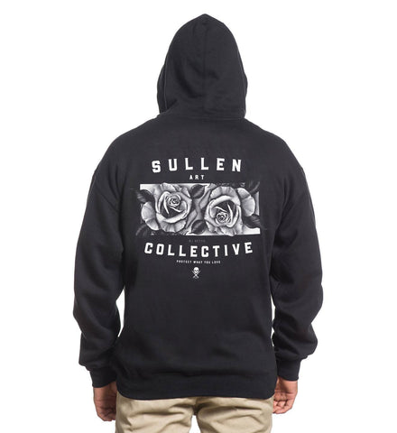 Sullen Betts Rose Zip Up Hoodie
