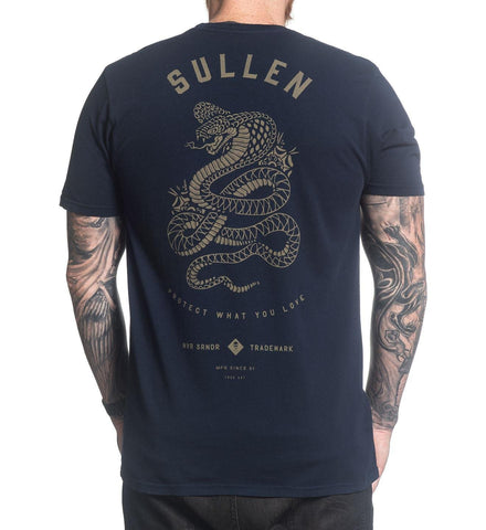 Sullen Men's Cobra Bite Premium fit T-shirt