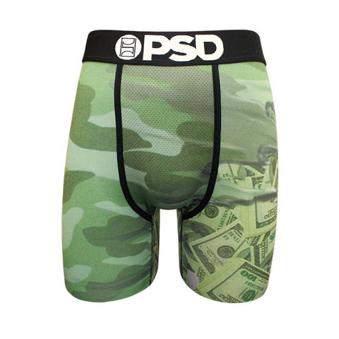PSD Underwear Men's Cash Drip Boxer Brief