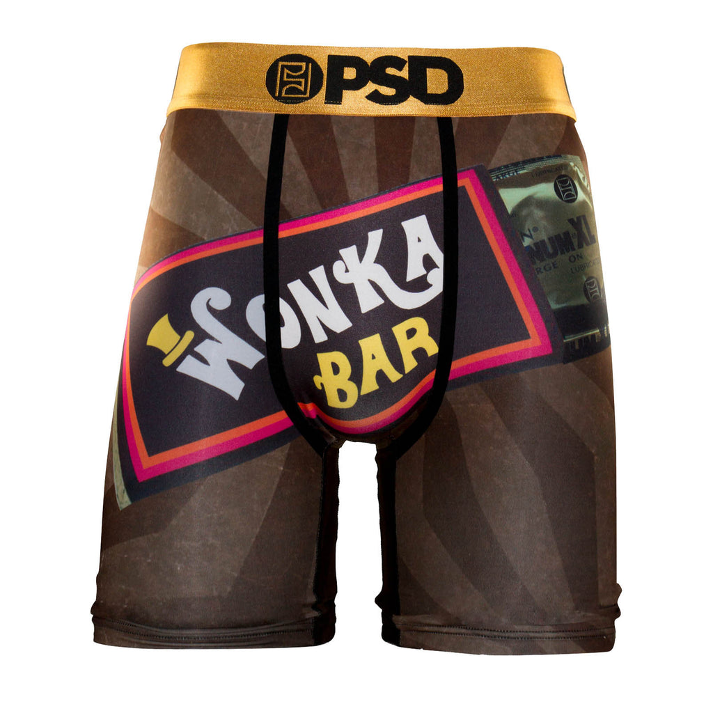48e3e1f16a PSD Underwear Golden Ticket Boxer Brief