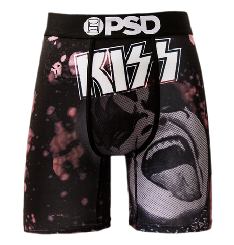 PSD Underwear Men's Kiss Boxer Brief