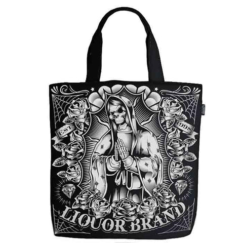 Liquorbrand Women's Muerte Mary Tote Bag