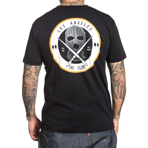 Sullen Men's Ski Club T-shirt - Musink