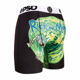 PSD Underwear Men's Rick & Morty Classic Boxer Brief - Musink