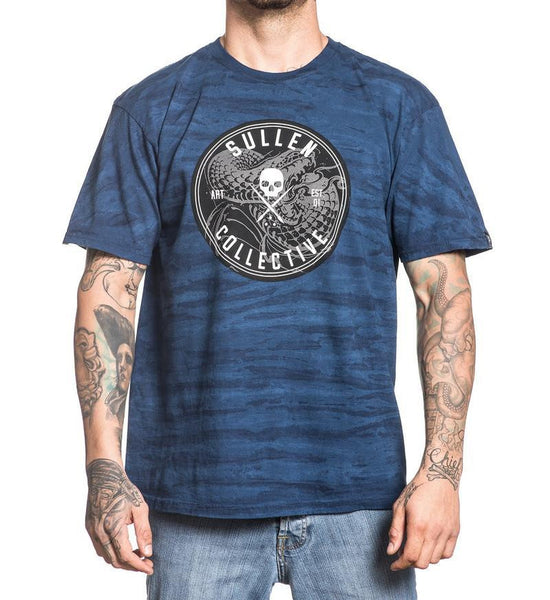 Sullen Men's Scales Premium Fit T-shirt - Musink