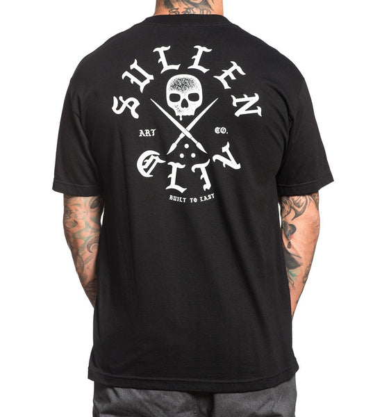 Sullen Men's Mortar T-shirt - Musink