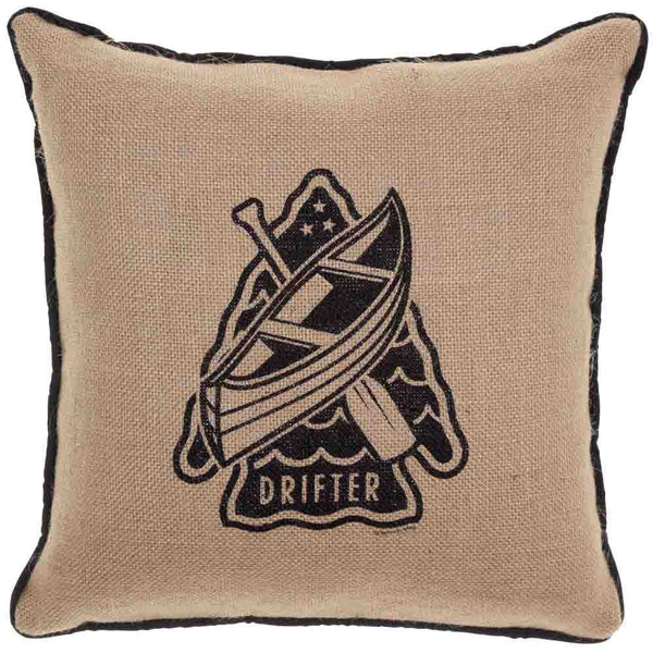 Sourpuss Drifter Pillow
