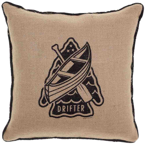 Sourpuss Drifter Pillow - Musink