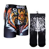 PSD Underwear Men's Tiger Bundle - Musink