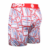PSD Underwear Men's Buds All Over Boxer Brief - Musink