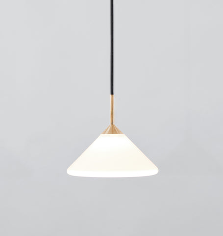 Pendant - Cord (Brushed brass)