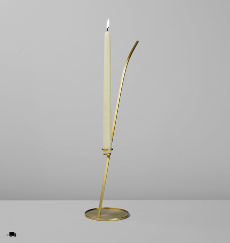 Gambalunga (Brushed brass)
