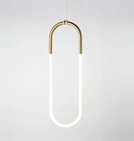 Loop 02 (Satin brass)