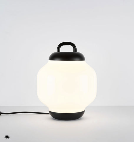 Table Lamp (Black/White)