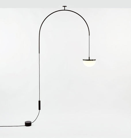 Krane - Large Ceiling Mount (Black/White)
