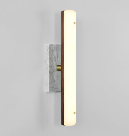 Rectangle Sconce (Walnut)