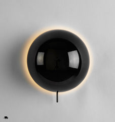 Sconce (Black chrome)
