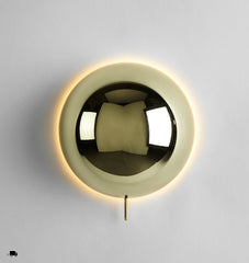 Sconce (Polished brass)