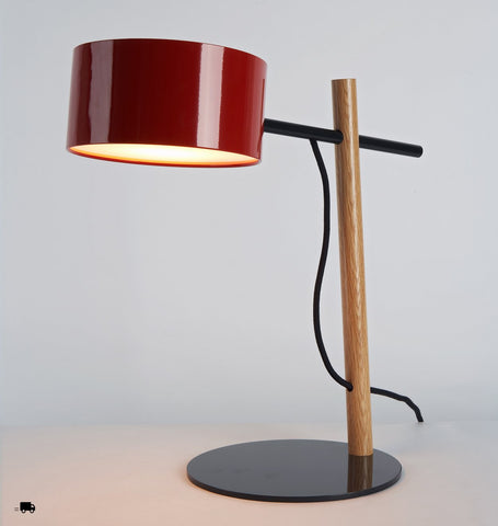 Desk Lamp (Red)