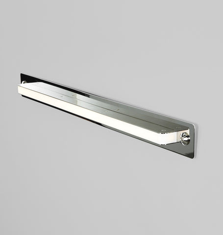 Sconce - 32 inches (Polished nickel)