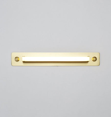 Sconce (Brushed brass)