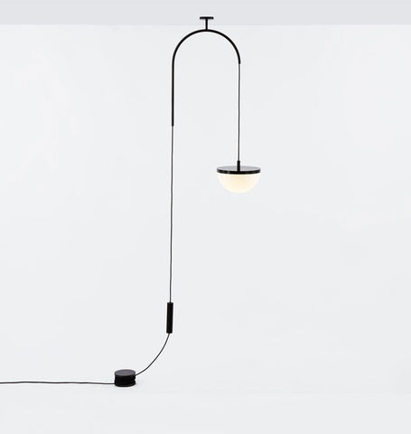 Krane - Small Ceiling Mount (Black/White)