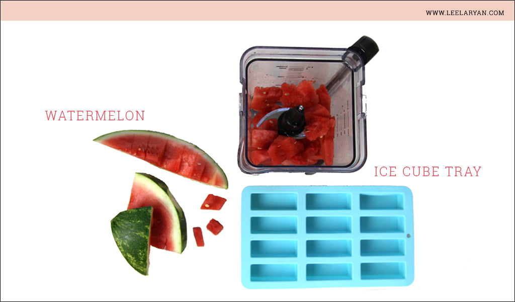frozen watermelon dog treat ingredients