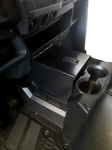 New Model Polaris Ranger - Center Console and Underseat Storage Boxes now available!