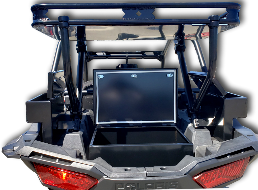 Hi-Standard Outfitters reveals New Polaris RZR Storage Products