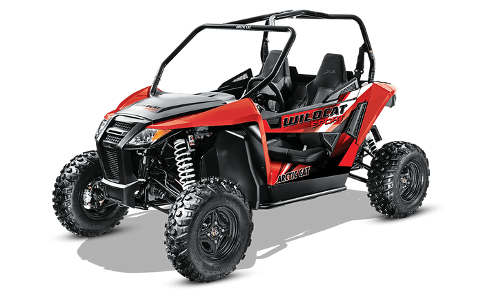 Arctic Cat Wildcat Sport Series