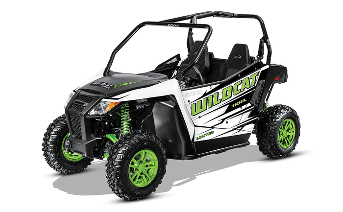 Arctic Cat Wildcat Trail Series