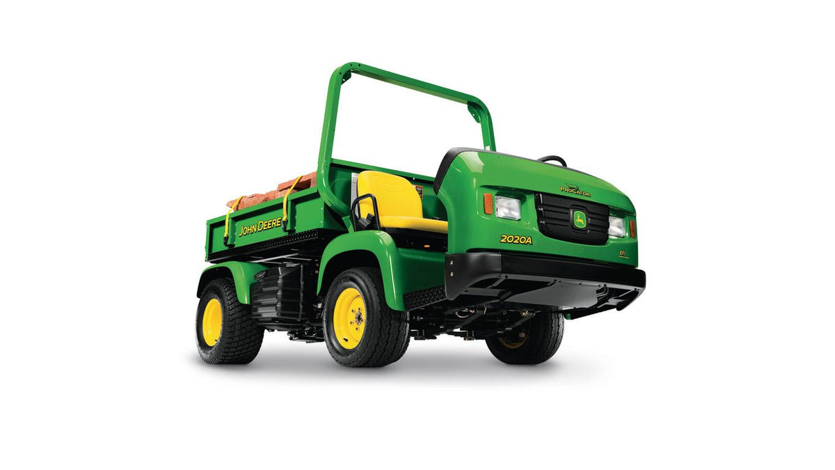 John Deere Turf Utility Vehicles