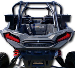 Polaris RZR 1000 Turbo/ Turbo S Side Storage Security Tool Box Heavy Duty Aluminum Construction