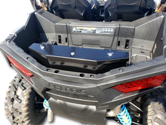 Polariz RZR 900 / 1000S Rear Cargo Lockable Aluminum Storage Utility Box