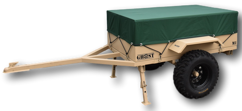 Ghost Camper UTV/ATV Towable