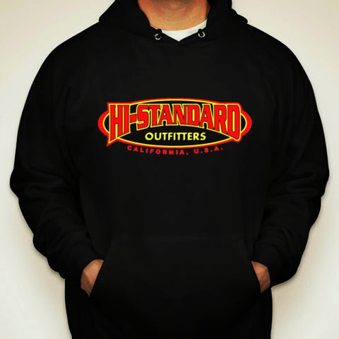 HSO Classic Logo Hoodie