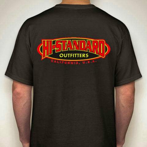 Hi-Standard Outfitters classic logo t-shirt