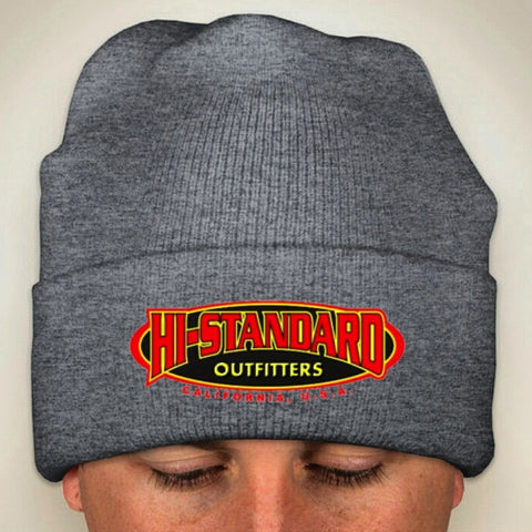 Hi-Standard Outfitters Classic Logo Beanie