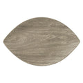 Heartwood Leaf Melamine Serving Tray