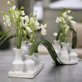 Chic Multi Tube Vase