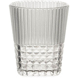 Baci Milano Chic & Zen Acrylic Water Glasses - Set of 6