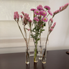 Attached 4 small Bud Vase Cylinder