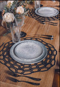 Mijal Gleiser Placemats Vessel double side set of 6