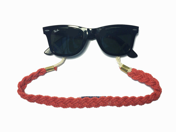 Red Sailor's Knot Straps