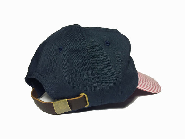 Navy New England Hat