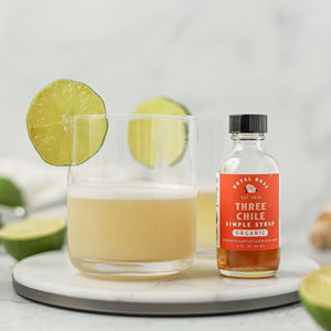 Chile Tequila Sour